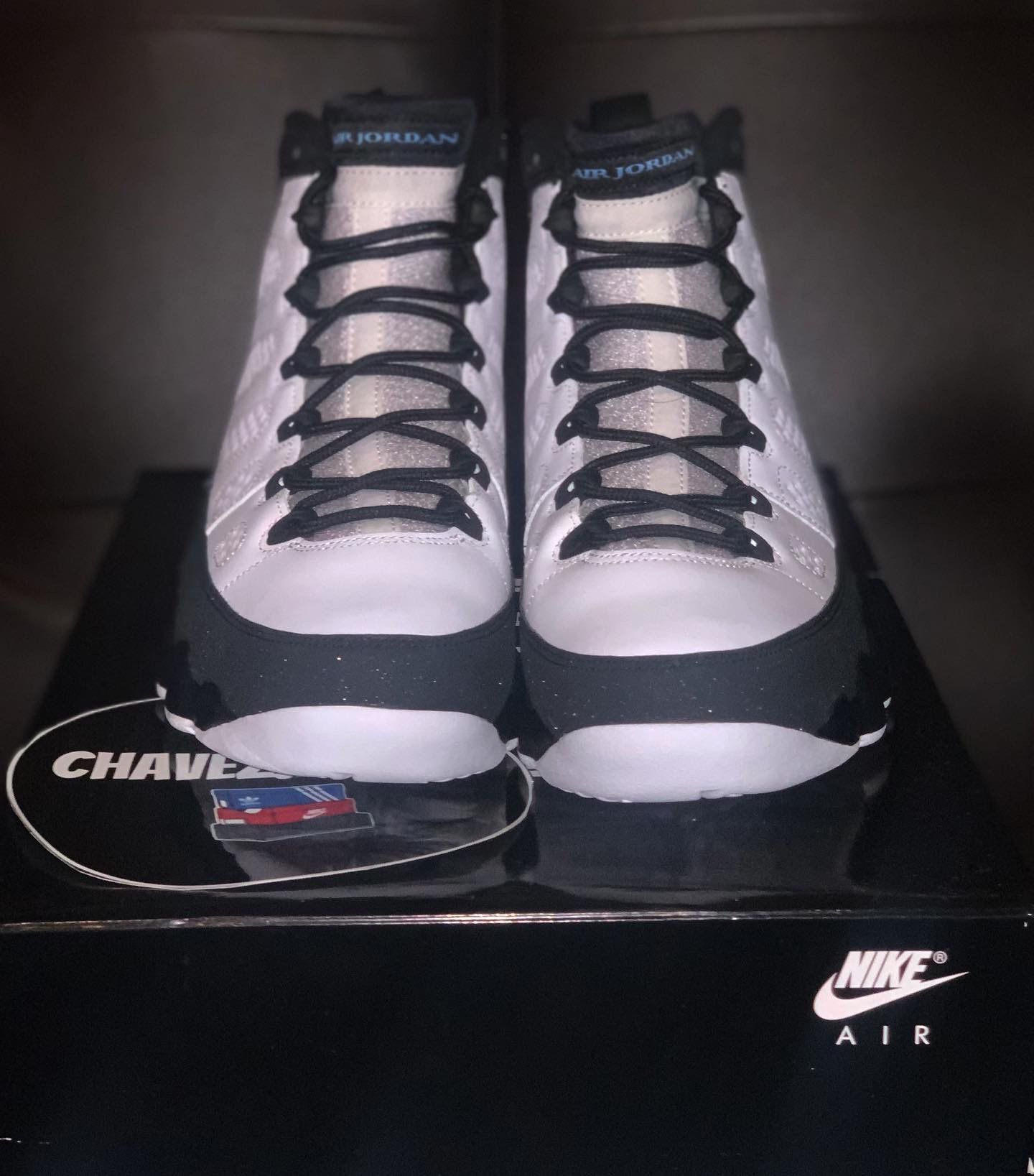 Air Jordan 9 UNC Size 10 Brand New