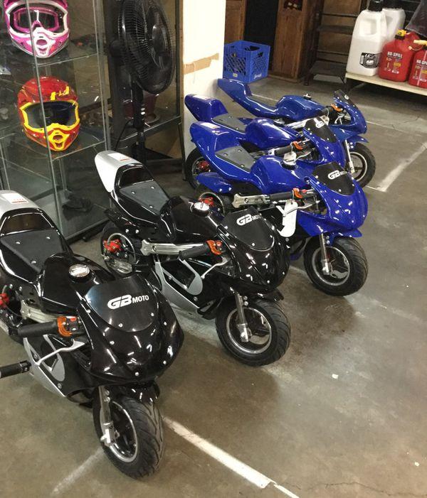 GB Pocket Bike for Sale in Stockton, CA - OfferUp