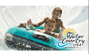 3 Water Country USA tickets for Sale in Fort Belvoir, VA