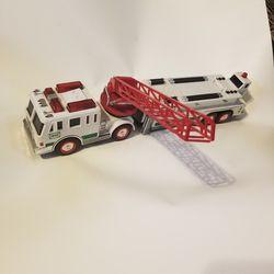 Hess Firetruck Thumbnail