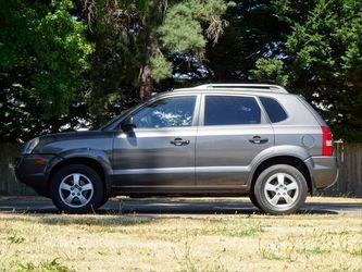 2008 Hyundai Tucson Thumbnail