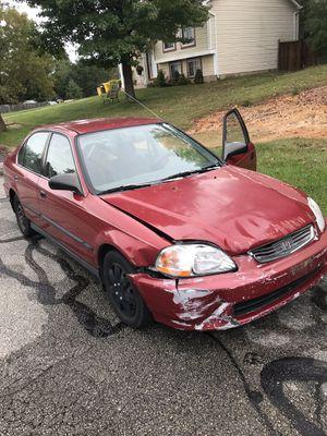 98 HONDA CIVIC LX for Sale in Laurel, MD