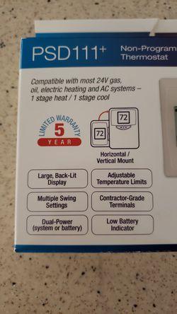 Thermostat Thumbnail
