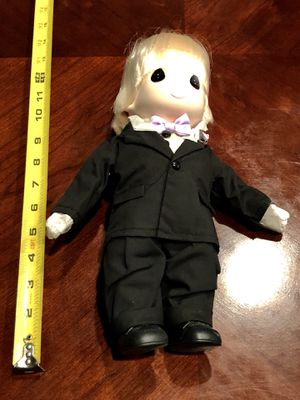 New Precious Moments Groom Boy Doll for Sale in San Jacinto, CA