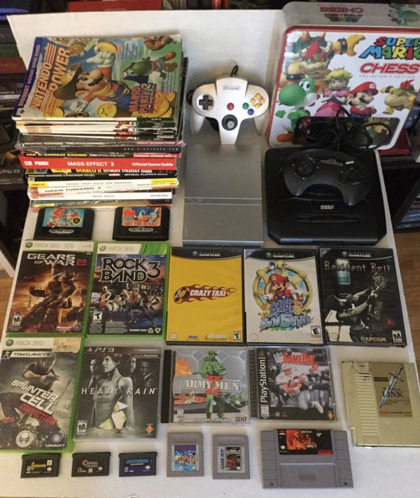 Video game lot for sale or trade for Sale in Alhambra, CA - OfferUp