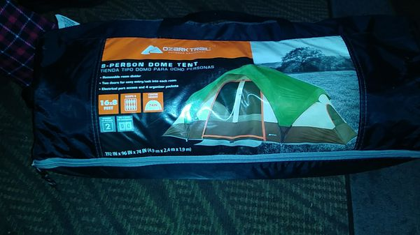 Ozark Trail 8 person Tent for Sale in Vacaville, CA - OfferUp