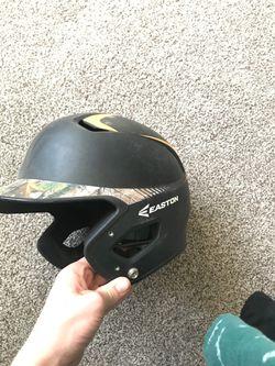 Baseball helmet Thumbnail