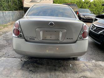 2006 Nissan Altima Thumbnail