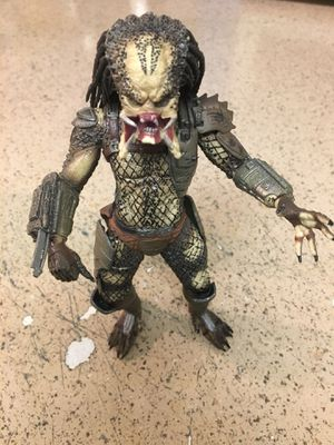 NECA AVP Collectible Toys ( One missing pieces ) for Sale in Orlando, FL
