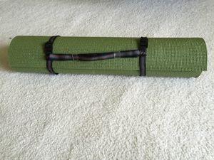 Green yoga mat for Sale in Fairfax, VA