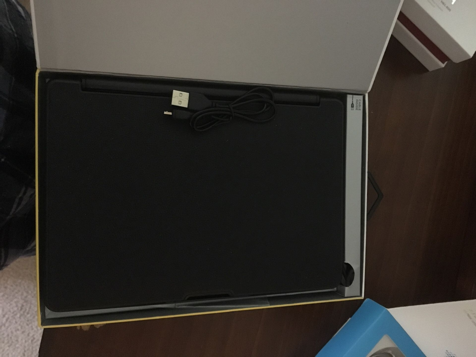 Folio Hinged Keyboard