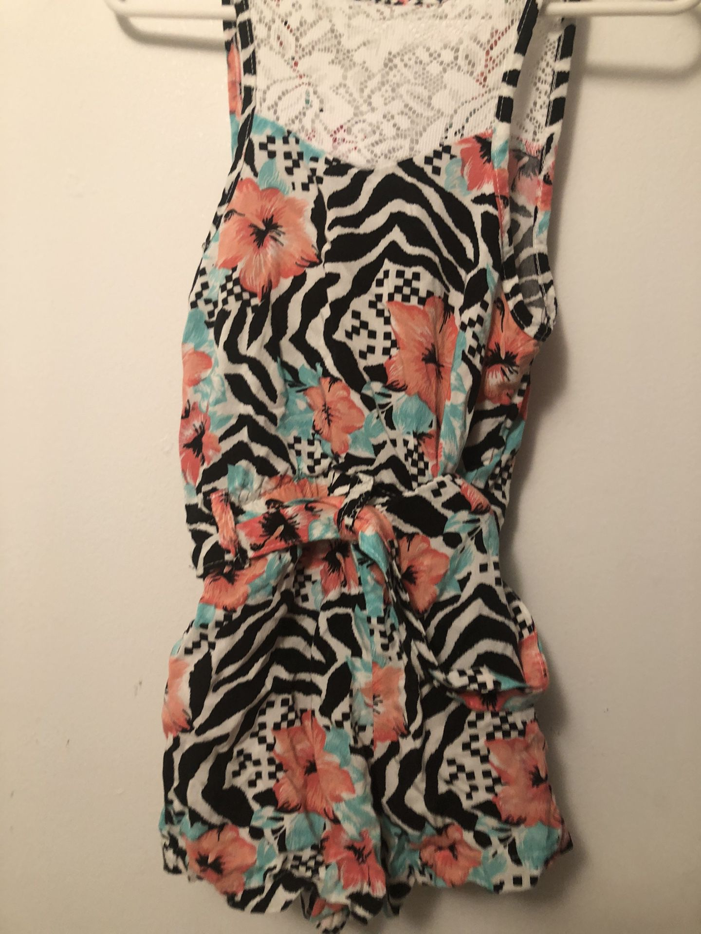 Girls size 4t rompers