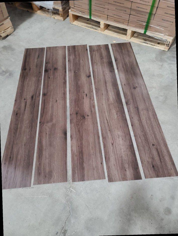 Luxury vinyl flooring  Liquidation close out