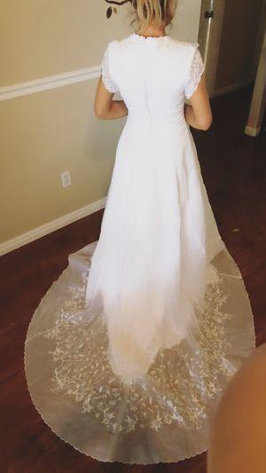 White Wedding Dress For In Boise Id
