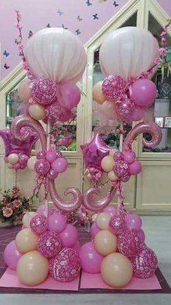Balloon decorations Thumbnail