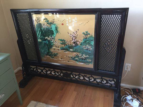 Handmade room divider from Japan for Sale in Chesapeake VA OfferUp