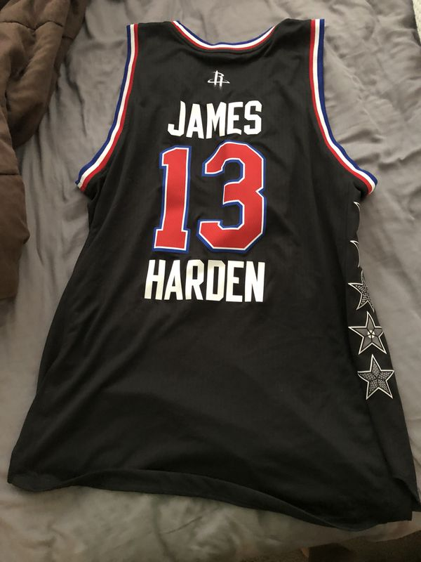 hot sales b813a ce54b James harden all star jersey 2015 for Sale in Houston, TX - OfferUp
