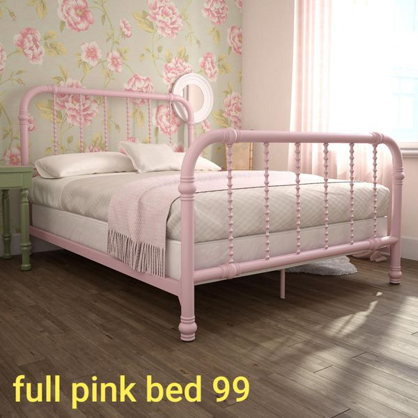 Full Pink Bed For Sale In Dallas Tx Offerup