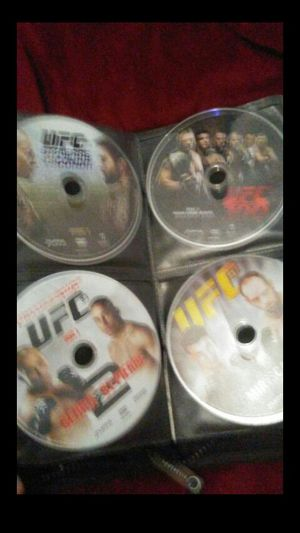 MMA dvds UFC and Pride for Sale in Denver, CO