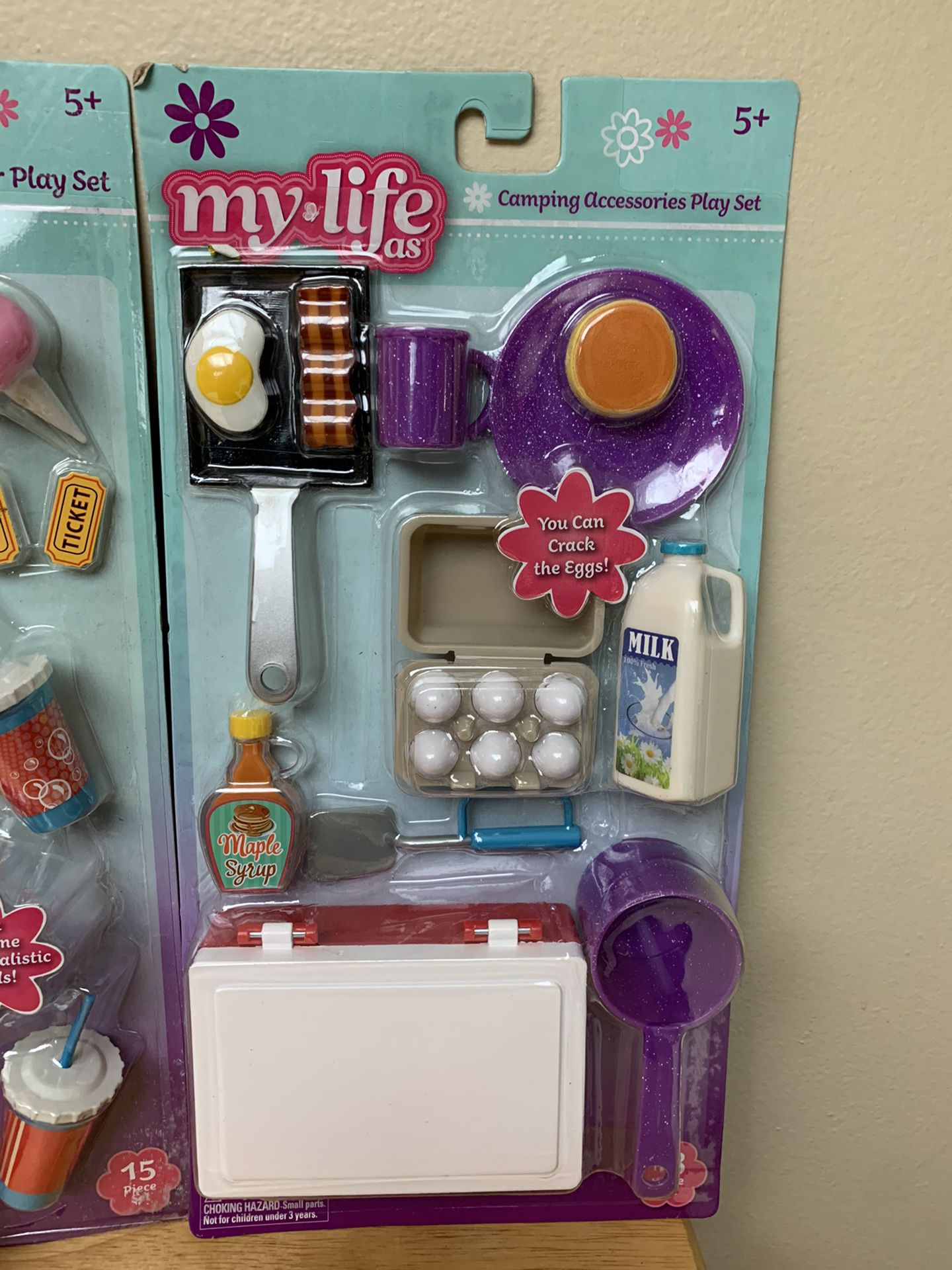 New My Life As Dolls Accessories
