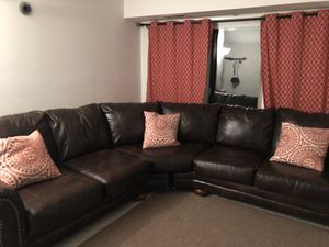 Sectional couch for Sale in Alexandria, VA