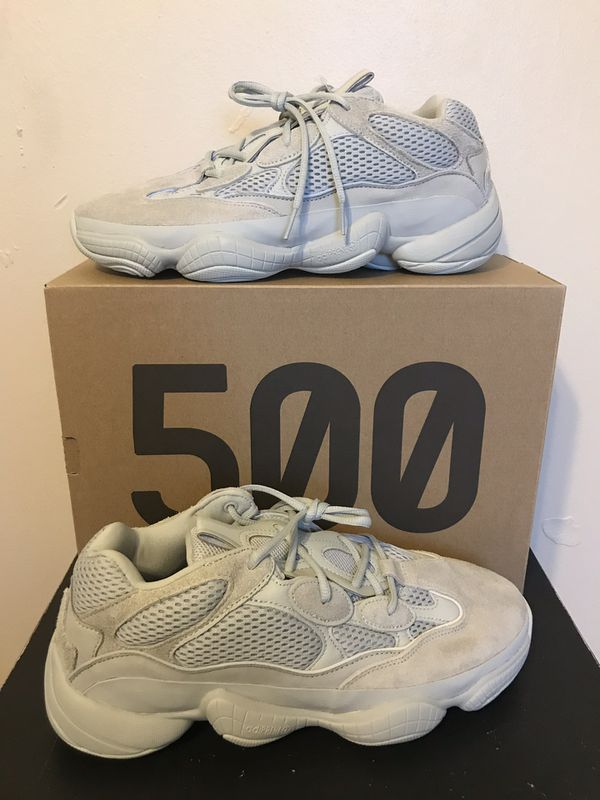 ff44c0cbd Size 10.5 Adidas Yeezy 500 Salt (Pick Up) for Sale in Fort ...