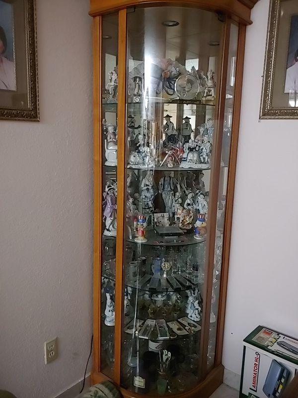 Philip Reinisch Curio Cabinet For Sale In Alta Loma Ca Offerup