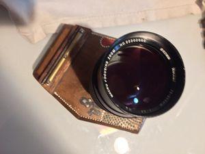 Camera 58 mm Macro Lens OG for Sale in Salt Lake City, UT