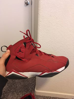 new product 462cc d1920 Red Jordan s, Size 10 1 2 for Sale in Imperial, CA