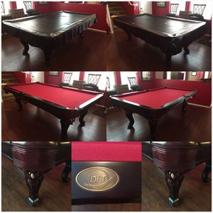 Ft DTL Pool Table For Sale In Gilbert AZ OfferUp - Dlt pool table