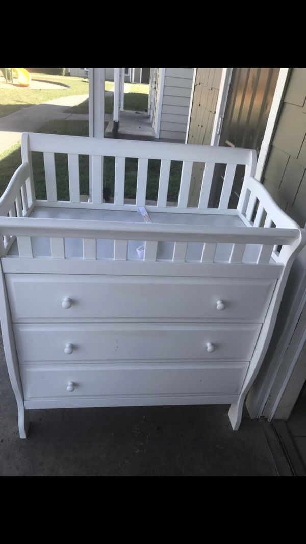 Changing Table Dresser For Sale In Kissimmee Fl Offerup
