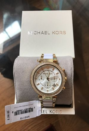 Brand new Michael kors watch...price is firm for Sale in Glen Allen, VA
