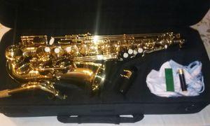 Jean baptiste gold lacquer alto sax for Sale in Goochland, VA