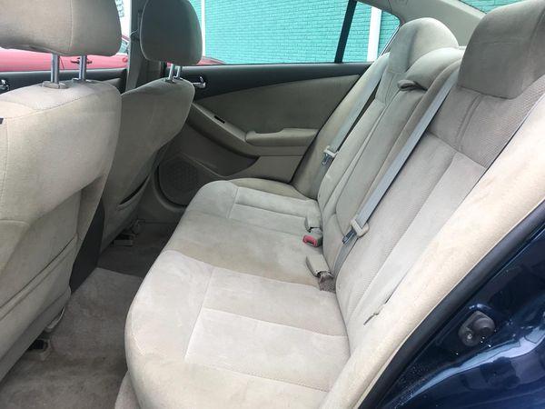 2008 Nissan Altima Sedan 2 5s For Sale In Virginia Beach