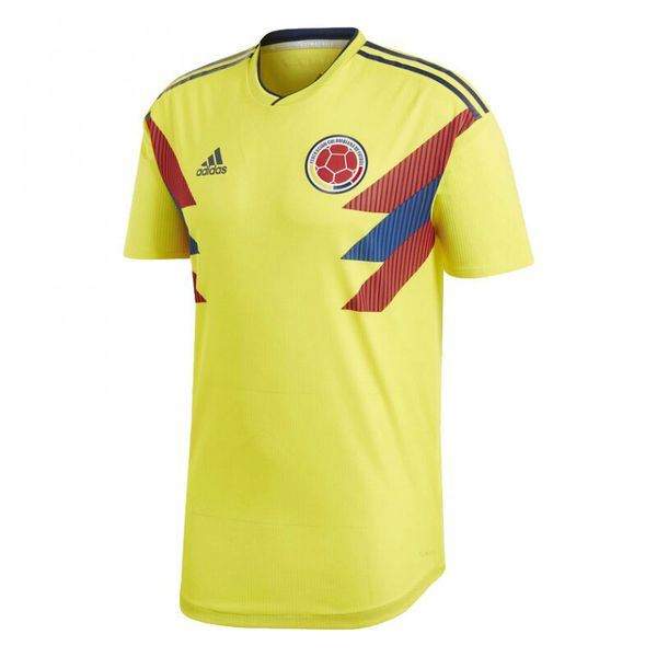 size 40 bb5a7 44ece Colombia 18/19 Home soccer jersey