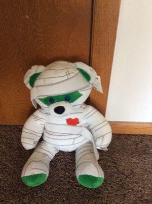 Photo Build a bear Halloween mummy