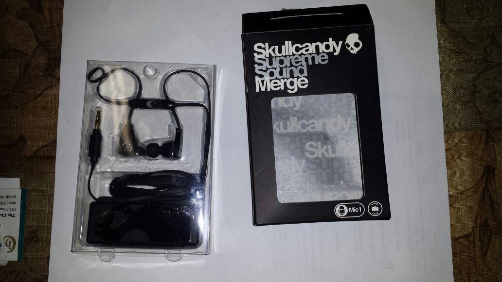 Skullcandy Supreme Sound Merge