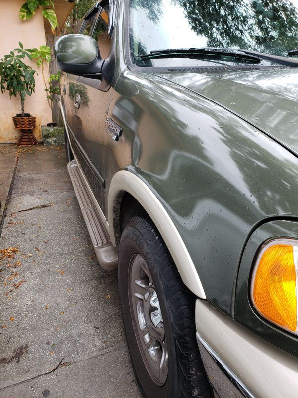 2001 Ford Expedition Eddie Bauer Triton V8 For Sale In