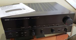 Denon PMA-1080R Vintage Audiophile Integrated Amplifier 105wpc Classic! for Sale in Kent, WA