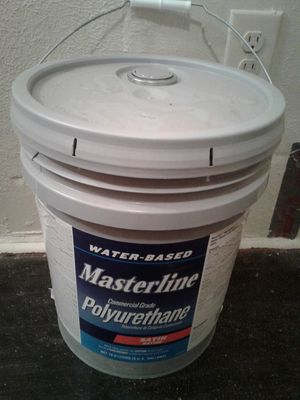Masterline Polyurethane For Hardwood Floors For Sale In Dallas Tx