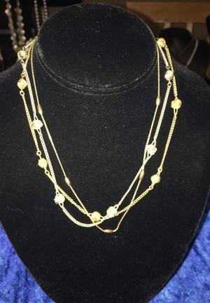 Vintage Avon necklaces lot for Sale in Salt Lake City, UT