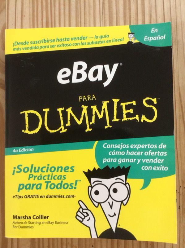 Ebay Para Dummies En Español For Sale In West Palm Beach Fl Offerup