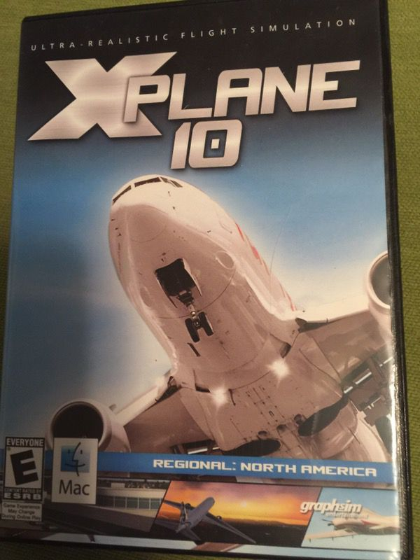 X-Plane 10 Mac Flight Sim for Sale in West Chester, PA - OfferUp