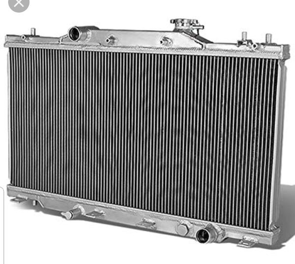 New 1994-2001 Acura Integra Dual Core Radiator For Sale In