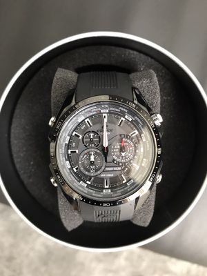 Casio Men's Ediface Solar Multifunction Watch for Sale in Los Angeles, CA