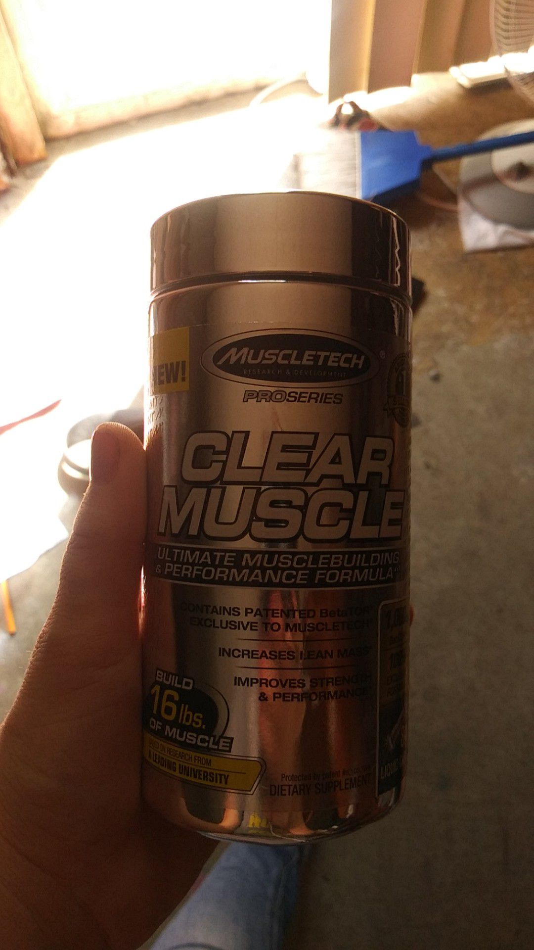 Cellucore and Muscletech dietary supplements