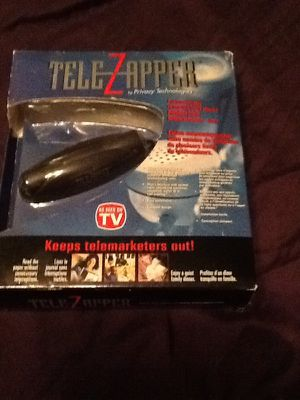 New tele zapper ( keeps telemarketers away) for Sale in Kissimmee, FL