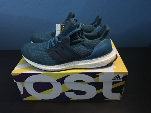 "3eafe2d9b5fe9 Adidas Ultra Boost 3.0 - Size 8 Mens ""Petrol Night"" (Clothing   Shoes) in San  Jose"