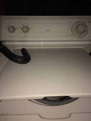 Whirlpool washer for Sale in Cleveland, OH