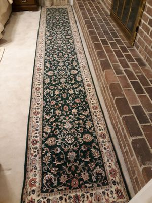 ORIENTAL RUG HAND KNOTTED RUNNER for Sale in Montgomery Village, MD
